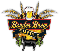 border brew supply company logo