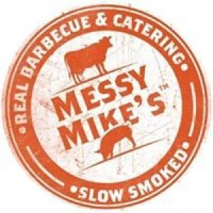 Messy Mike's Barbecue & Catering, LLC Logo