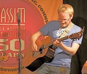 Dan Cloutier Manchester Brewfest musician