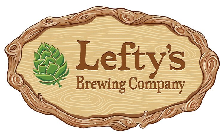 Lefty's Brewing Company logo