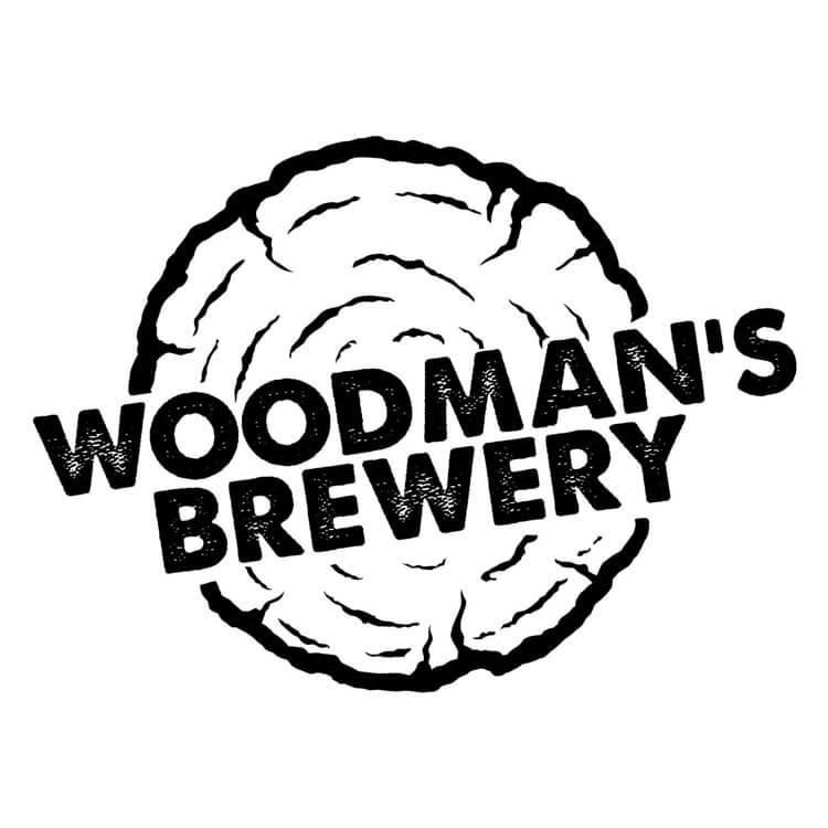Woodman's Brewing Logo