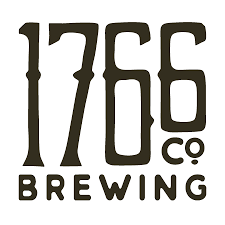 1766 Brewing Company brewer logo