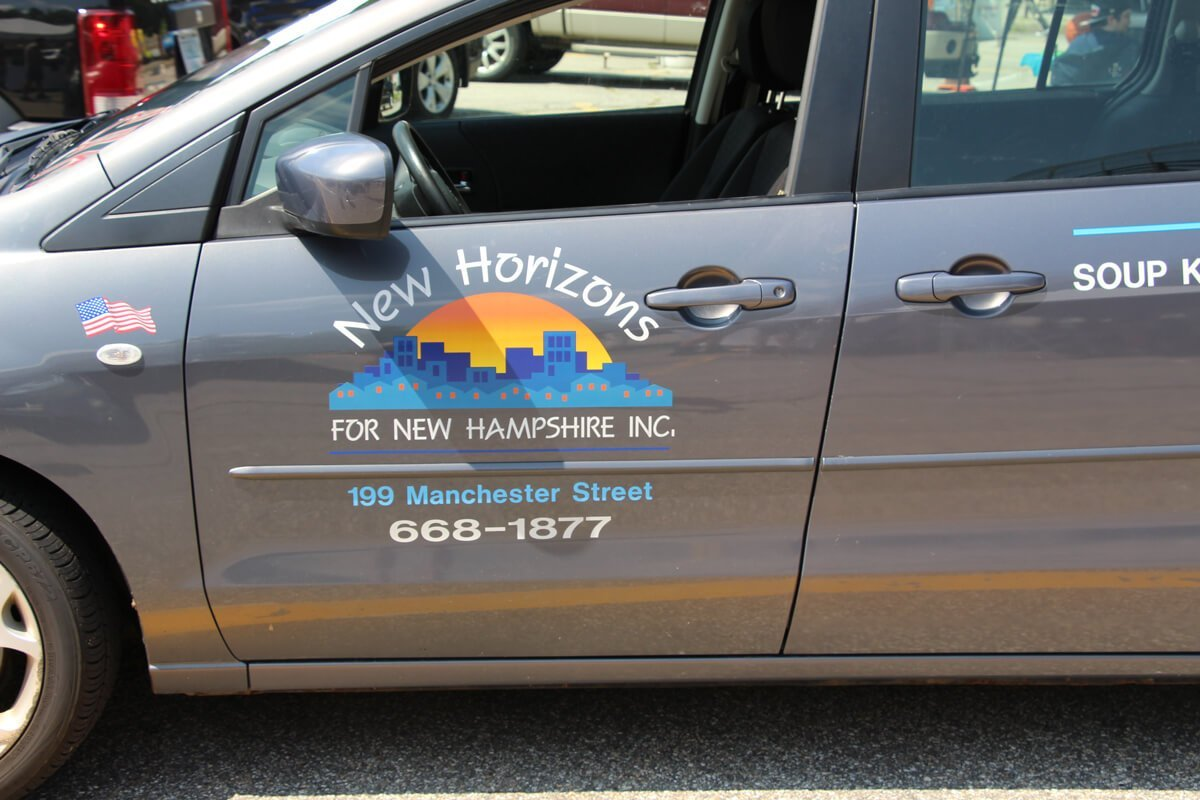 New Horizons for New Hampshire Vehicle